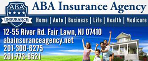 ABA Insurance - Auto and Home Insurance - North New Jersey - Insurance North NJ - Insurance Fair Lawn
