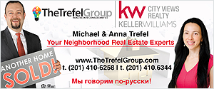 Michael Trefel - Anna Trefel -  NJ - Russian Real Estate Agent in NJ - KW - Keller Williams