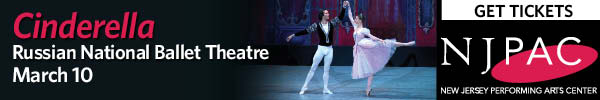NJPAC - New Jersey Performing Arts Center - NJ - New Jersey - Cinderella - Russian National Ballet Theatre