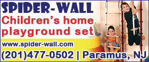 Spider-Wall - Fitness Kids - Home Gym For Your Kids - Children's Indoor Playground Equipment from Kids and Fitness Inc